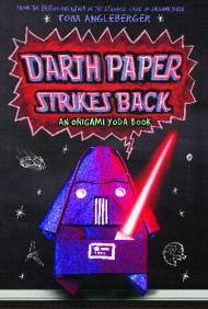 Darth Paper Strikes Back, by Tom Angelberger (Amulet, 2011 ...