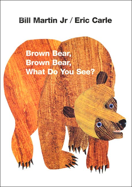 Image result for brown bear brown bear review