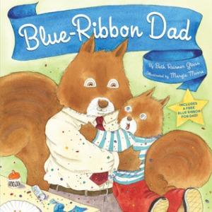 blue ribbon dad