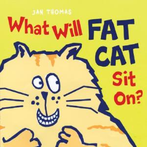 what will fat cat sit on