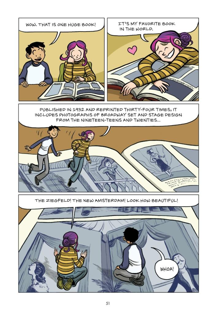Book Review Drama By Raina Telgemeier Graphix 2012