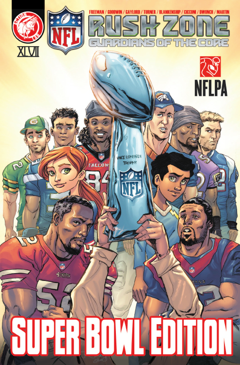 NFL rush zone