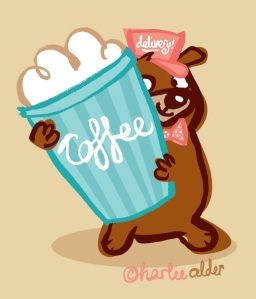 coffee-bear