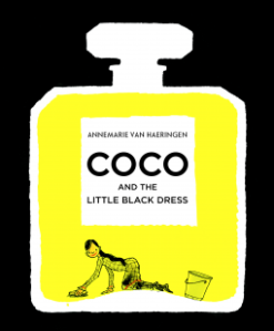 coco and the black dress