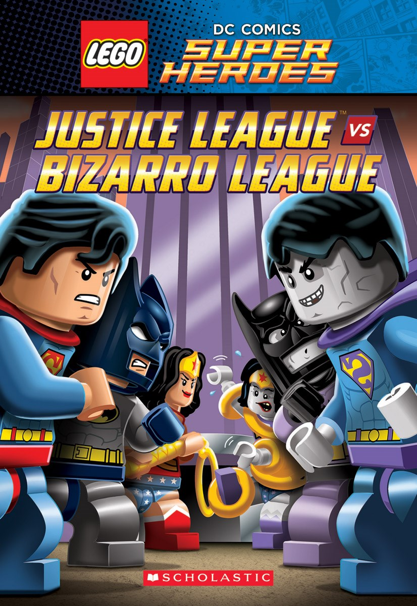 bizzaro justice league by - photo #39