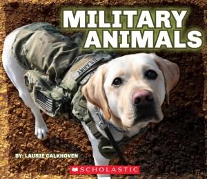 military animals