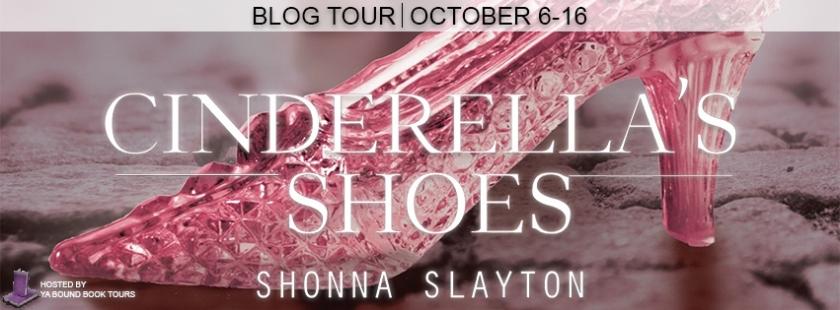 cinderellas shoes banner