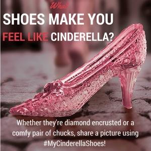 #MyCinderellaShoes