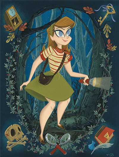 nancy_drew_poster_product_image