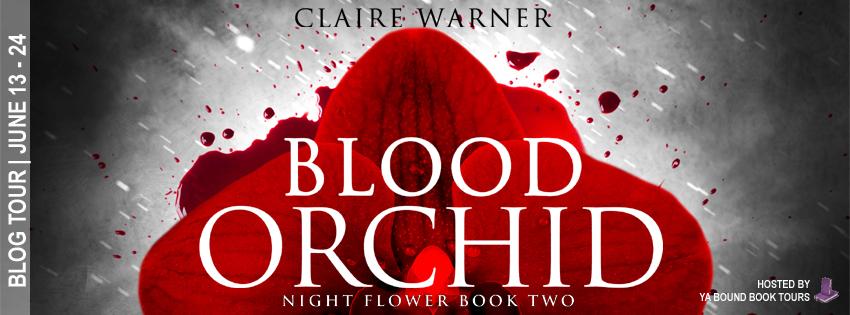 Blood Orchid tour banner