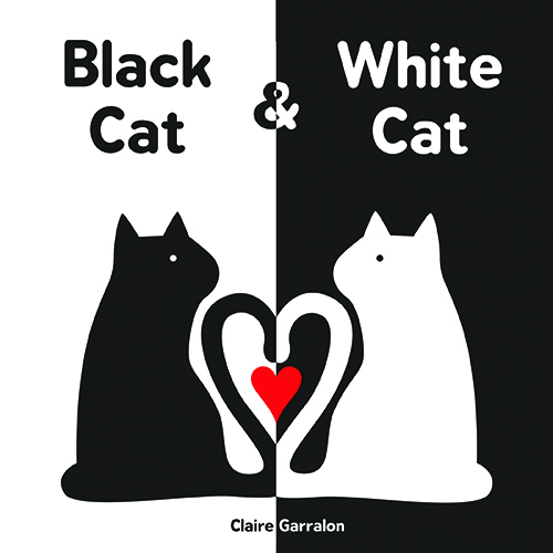 Black Cat & White Cat cover