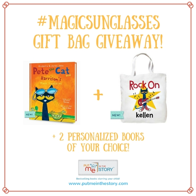 #MagicSunglasses Summer Gift Bag!