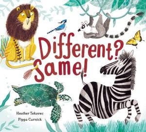 different-same