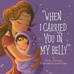 A mother's love letter to her daughter: When I Carried You In My