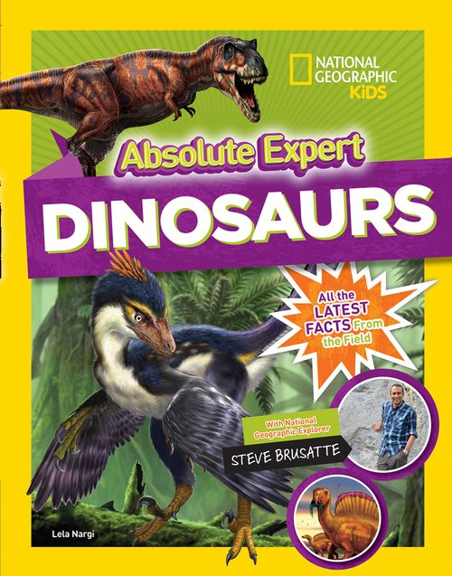 Be an Absolute Expert with NatGeo Kids – Mom Read It