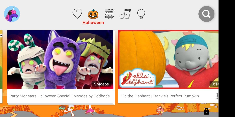halloween playlists from youtube kids! – mom read it