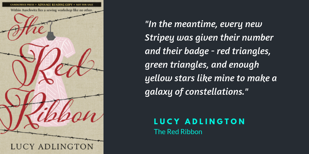 The Red Ribbon finds hope in the heart of despair – Mom Read It